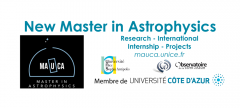 New Master in Astrophysics